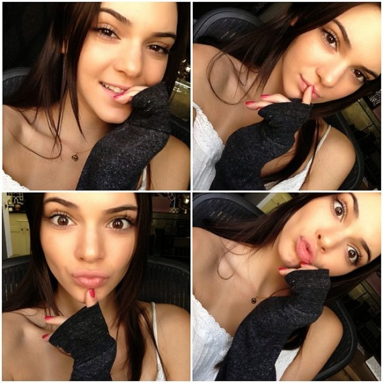 Kendall Jenner Instagram Personal Pics-14