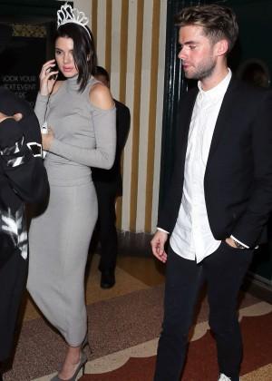 Kendall Jenner: Just Jareds Homecoming Dance -01