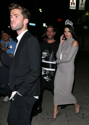 Kendall Jenner: Just Jareds Homecoming Dance -13