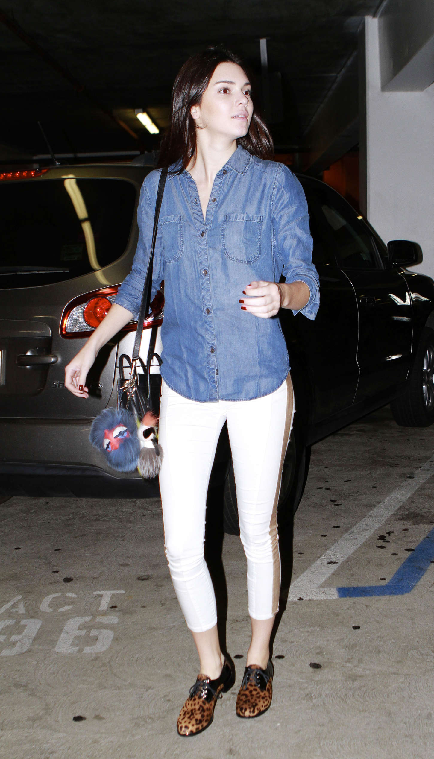 What Stella Mccartney Shoes Does Kendall Jenner Wearing