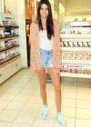 Kendall Jenner - Leggy in shorts at Ulta Beauty in West Hollywood