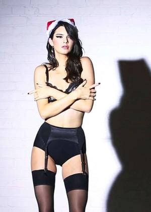 Kendall Jenner - Love Magazine (2014) -13