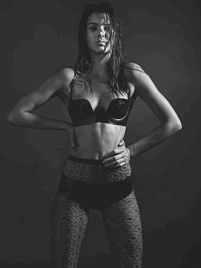 Kendall Jenner: Love Magazine 2014 -01