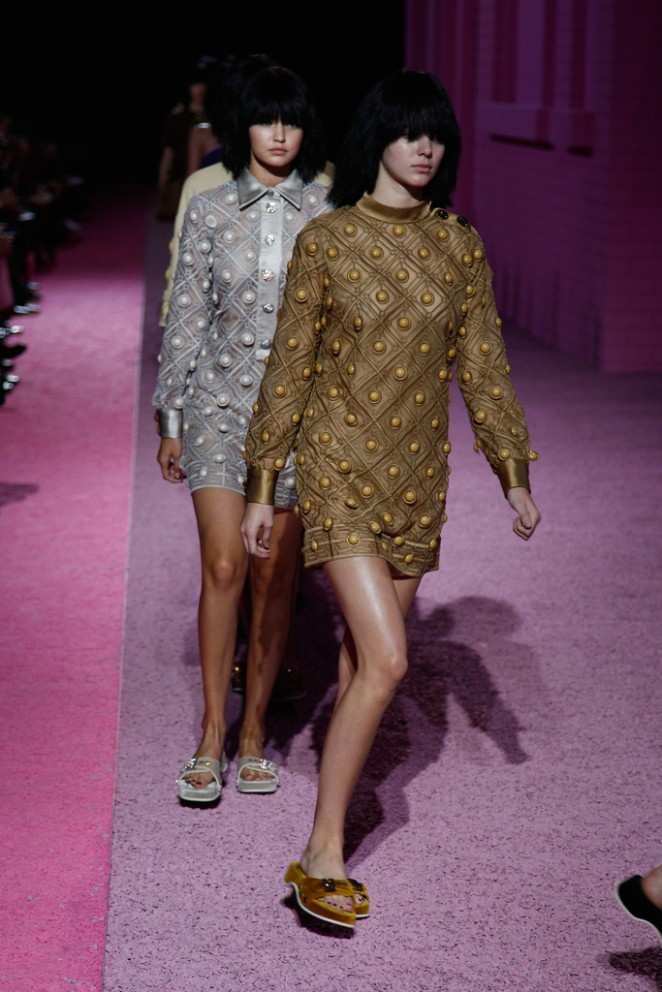 Kendall Jenner Marc Jacobs Ny Fashion Show 2014 05 Gotceleb