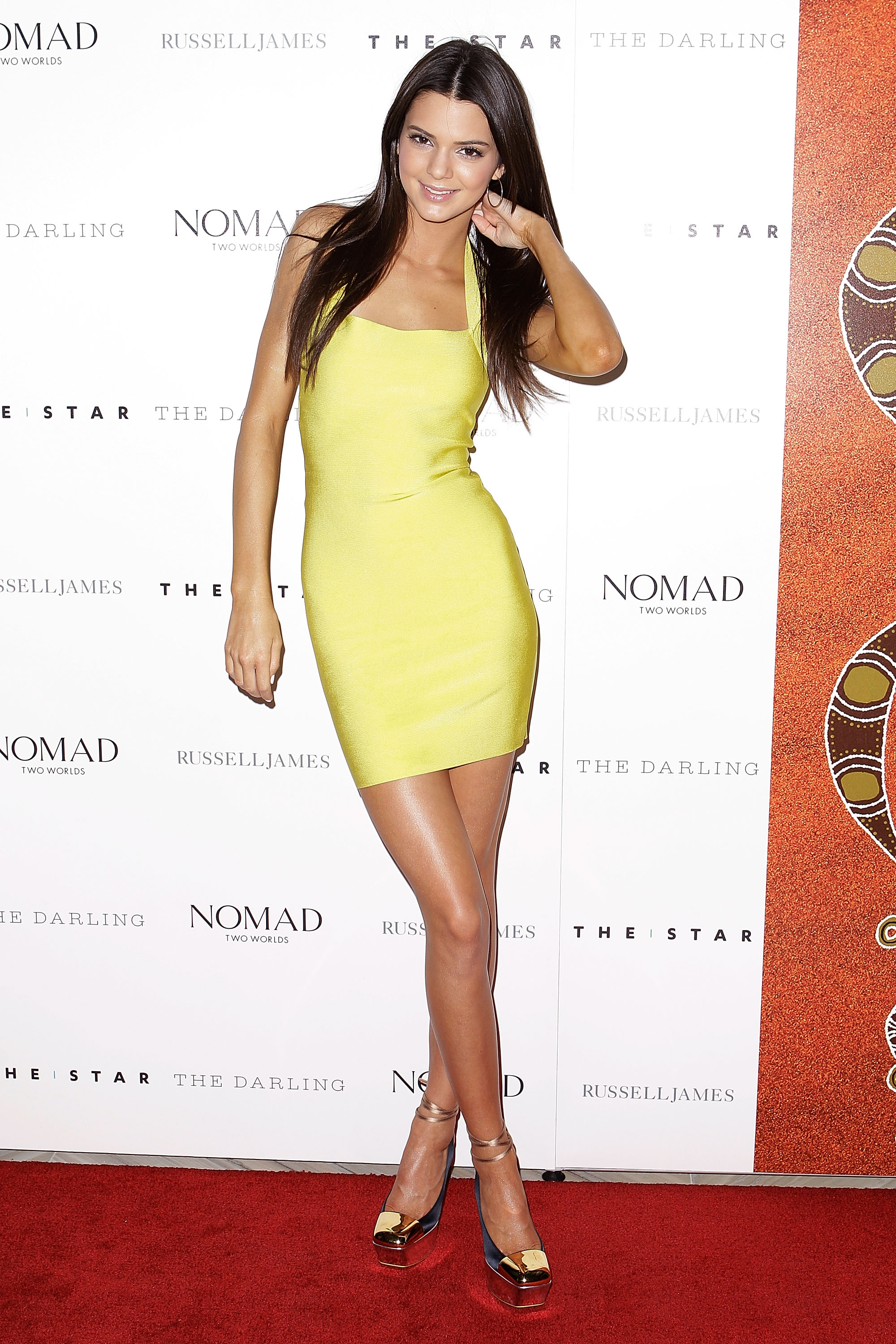 Kendall Jenner - Nomad Two Worlds book launch in Sydney-05 ... Emma Watson Book