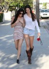 Kendall Jenner - Out with Friends in Hollywood-10