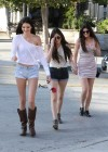 Kendall Jenner - Out with Friends in Hollywood-15
