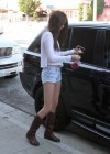 Kendall Jenner - Out with Friends in Hollywood-24