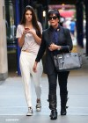 Kendall Jenner - With Her Mom in NYC-04