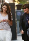 Kendall Jenner - With Her Mom in NYC-08