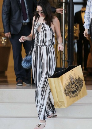 Kendall Jenner: Shopping at Barneys NY -15