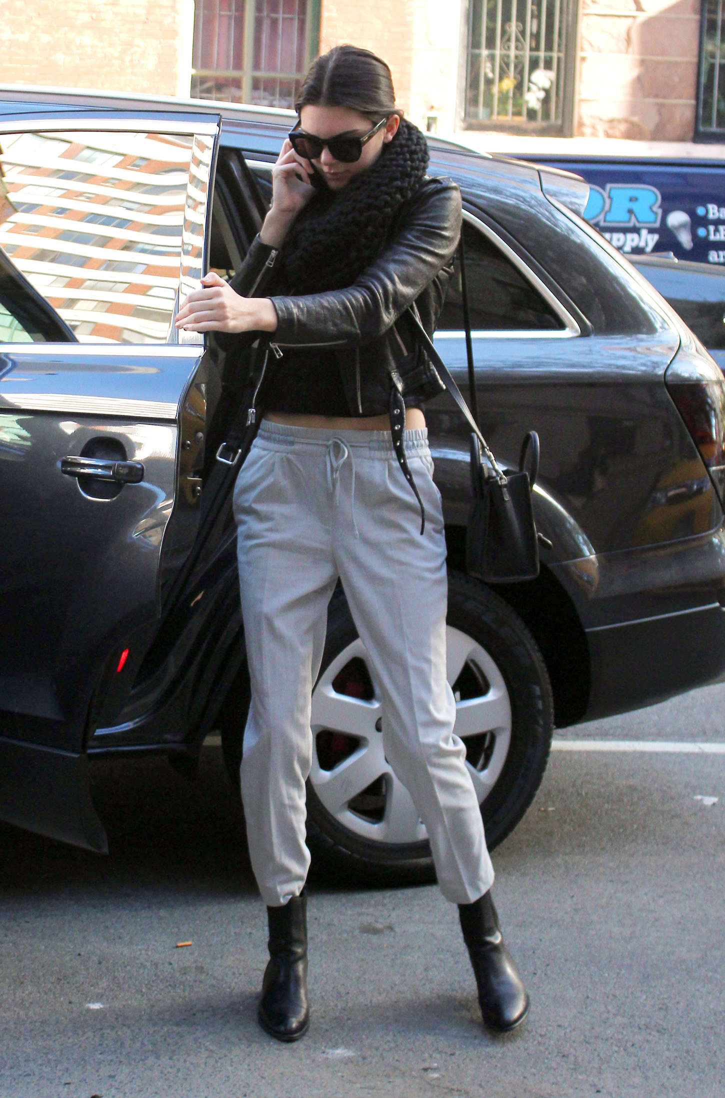 Kendall Jenner Street Style In Ny 04 Gotceleb