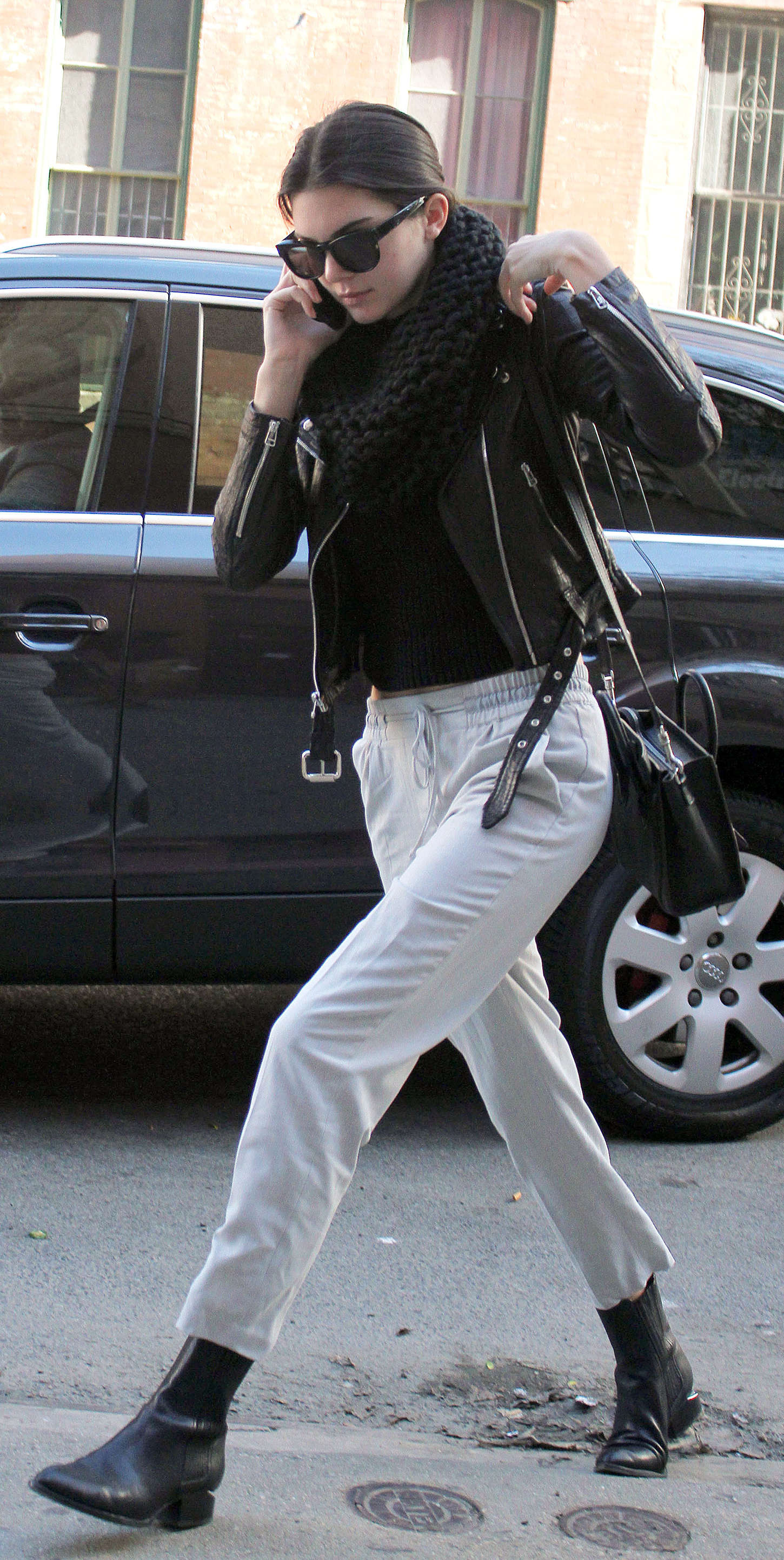 Kendall Jenner Street Style In Ny 05 Gotceleb
