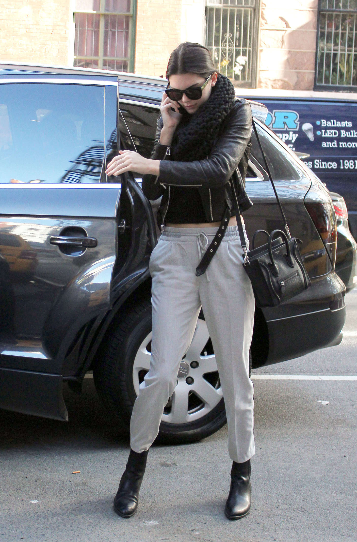 Kendall Jenner Street Style In Ny 22 Gotceleb