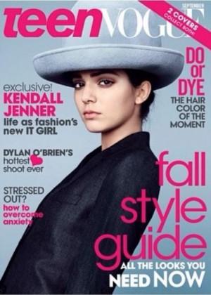 Kendall Jenner: Teen Vogue 2014-03