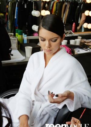 Kendall Jenner: Teen Vogue 2014-06
