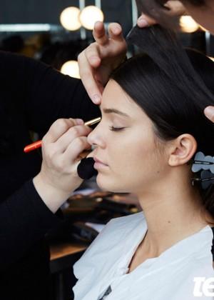 Kendall Jenner: Teen Vogue 2014-07