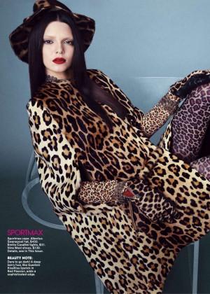 Kendall Jenner: Teen Vogue 2014-15
