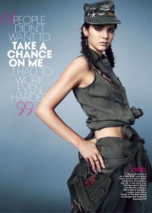 Kendall Jenner: Teen Vogue 2014-20