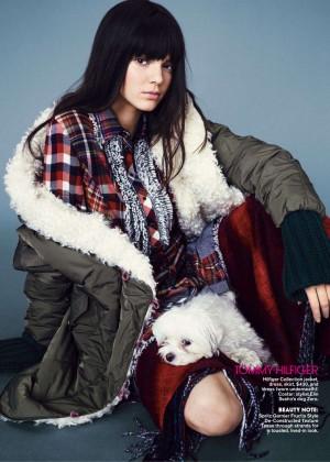 Kendall Jenner: Teen Vogue 2014-24