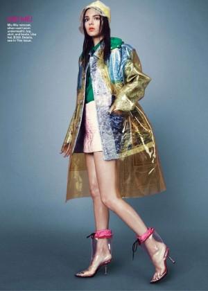 Kendall Jenner: Teen Vogue 2014-26