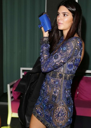 Kendall Jenner - Vogue Italia 50th Anniversary at Piazza Castello in Italy