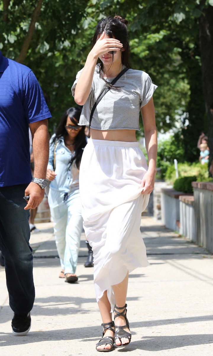 Kendall & Kylie Jenner –  Out in The Hamptons