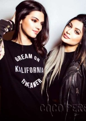 Kendall & Kylie Jenner - Splash Magazine (December 2014)