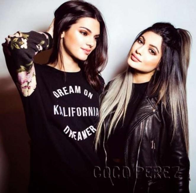 Kendall and Kylie Jenner: Splash Magazine 2014 -01
