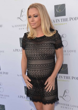 Kendra Wilkinson: A Pea In The Pod Launch -09