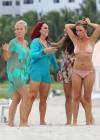 Kendra Wilkinson - Bikini Candids in Miami -03
