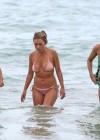 Kendra Wilkinson - Bikini Candids in Miami -04