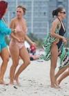 Kendra Wilkinson - Bikini Candids in Miami -05