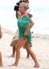 Kendra Wilkinson - Bikini Candids in Miami -20