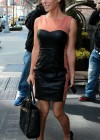 Kendra Wilkinson outside her hotel in NYC -03