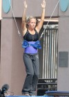 Kendra Wilkinson - practices for Splash-05