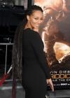 Keri Hilson at Riddick: Rule The Dark premiere -17