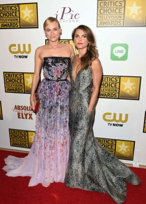 Keri Russell - 4th Annual Critics Choice Television Awards in Beverly Hills -03