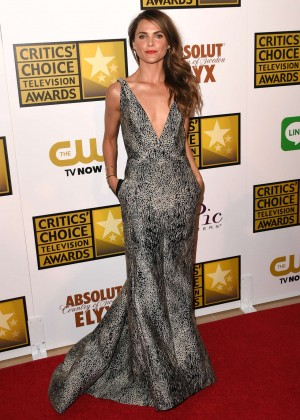 Keri Russell - 4th Annual Critics Choice Television Awards in Beverly Hills -04