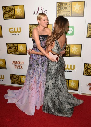 Keri Russell - 4th Annual Critics Choice Television Awards in Beverly Hills -05