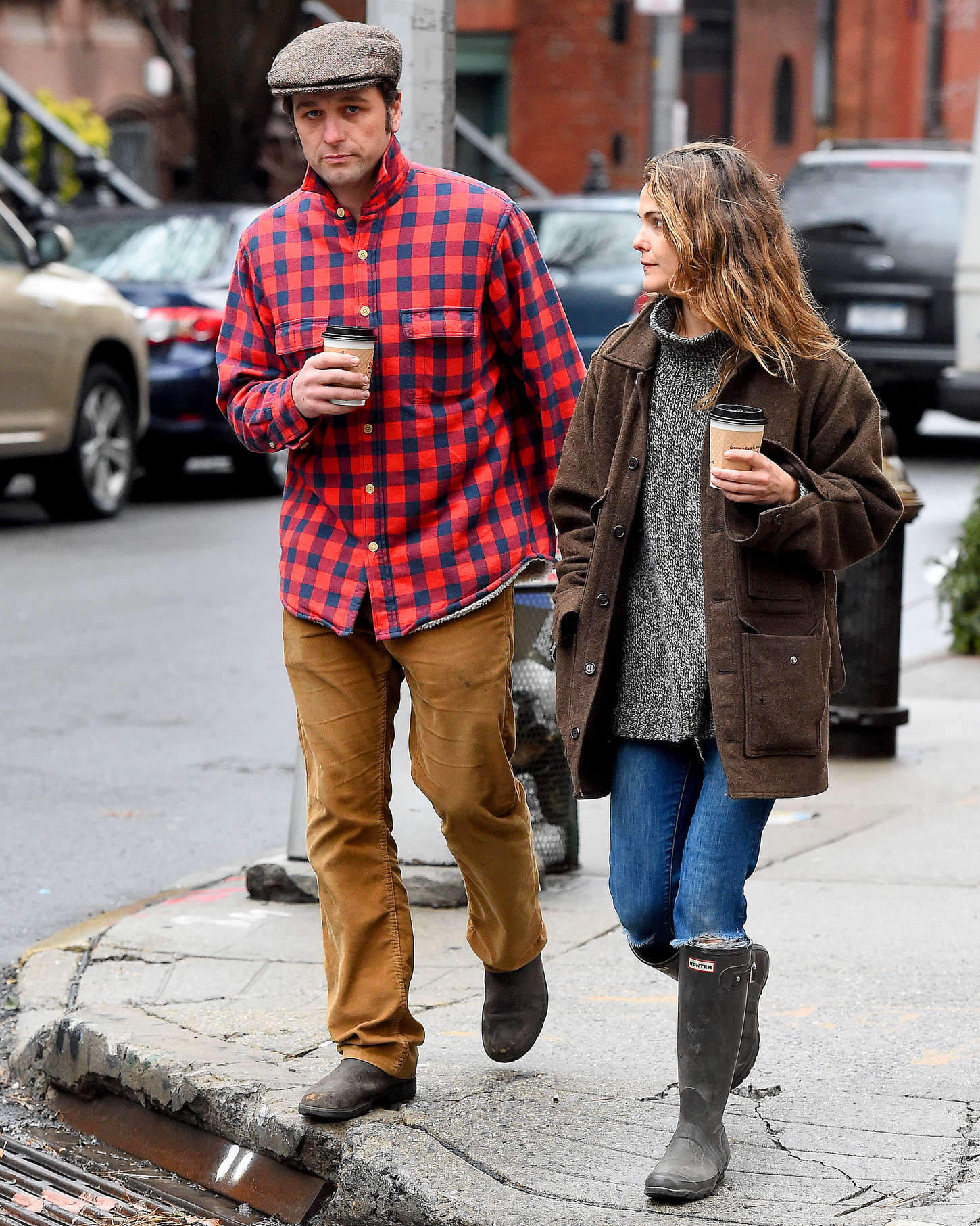 matthew rhys and keri russell engaged