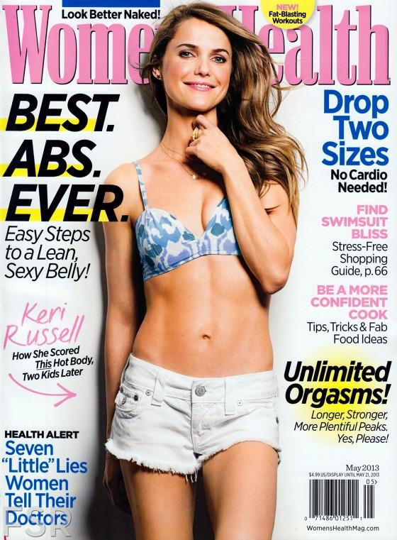 Keri Russell – Womens Health Magazine -05