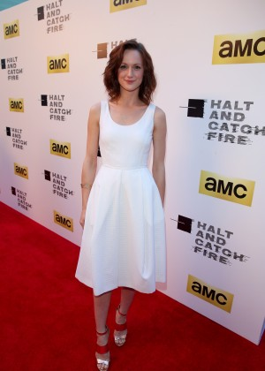 Kerry Bishe Halt And Catch Fire premiere  -03