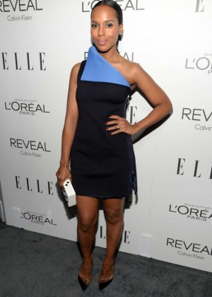 Kerry Washington - 21st annual ELLE's Women in Hollywood Awards in LA