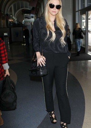 Kesha - LAX Airport in Los Angeles