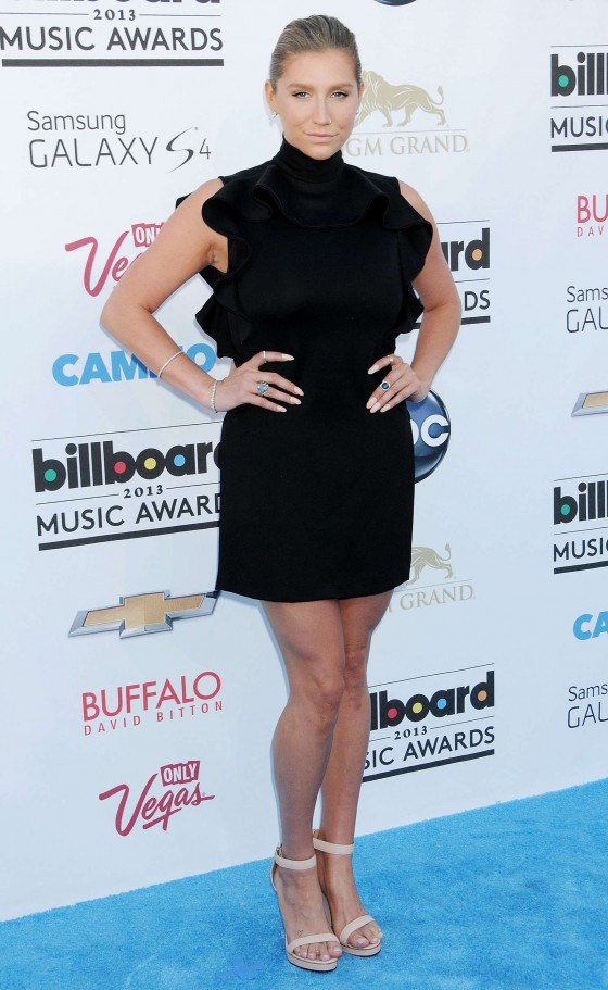 Kesha at the Billboard Music Awards in Las Vegas -03