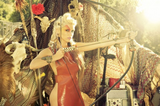 Kesha – Warrior Album Photoshoot-04