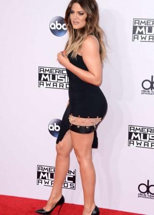 Khloe Kardashian - 2014 American Music Awards in LA