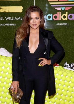Khloe Kardashian - Attends Adidas Celebration Event in LA