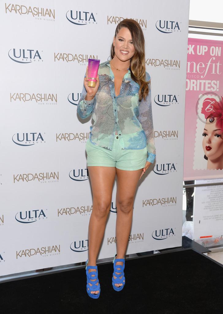 Khloe Kardashian 2013 : Khloe Kardashian – Kardashian Beauty Launch at ULTA in Burbank -08